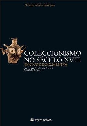 Coleccionismo no Século XVIII, Capa