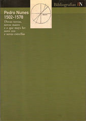 Pedro Nunes, 1502-1578: Novas terras, Novos Mares e o Que Mays He: Novo Ceo e Novas Estrellas — Catálogo Bibliográfico Sobre Pedro Nunes, Capa