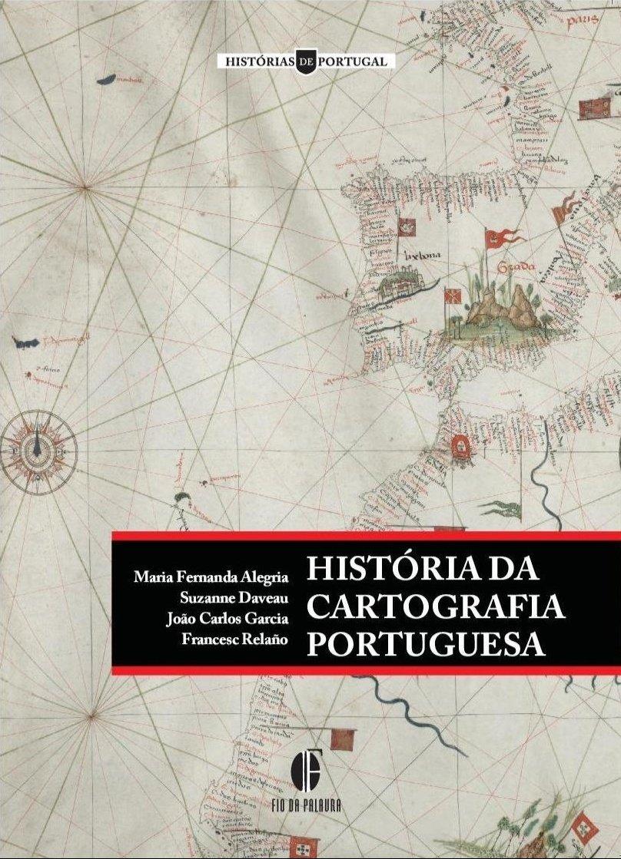 História da Cartografia Portuguesa, Capa