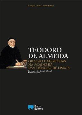 Teodoro de Almeida, Oração e Memórias, Capa