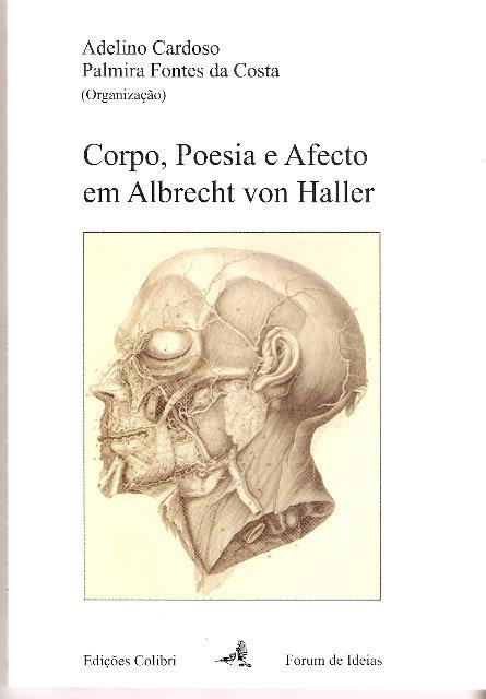 Corpo, Poesia e Afecto em Albrecht von Haller, Capa