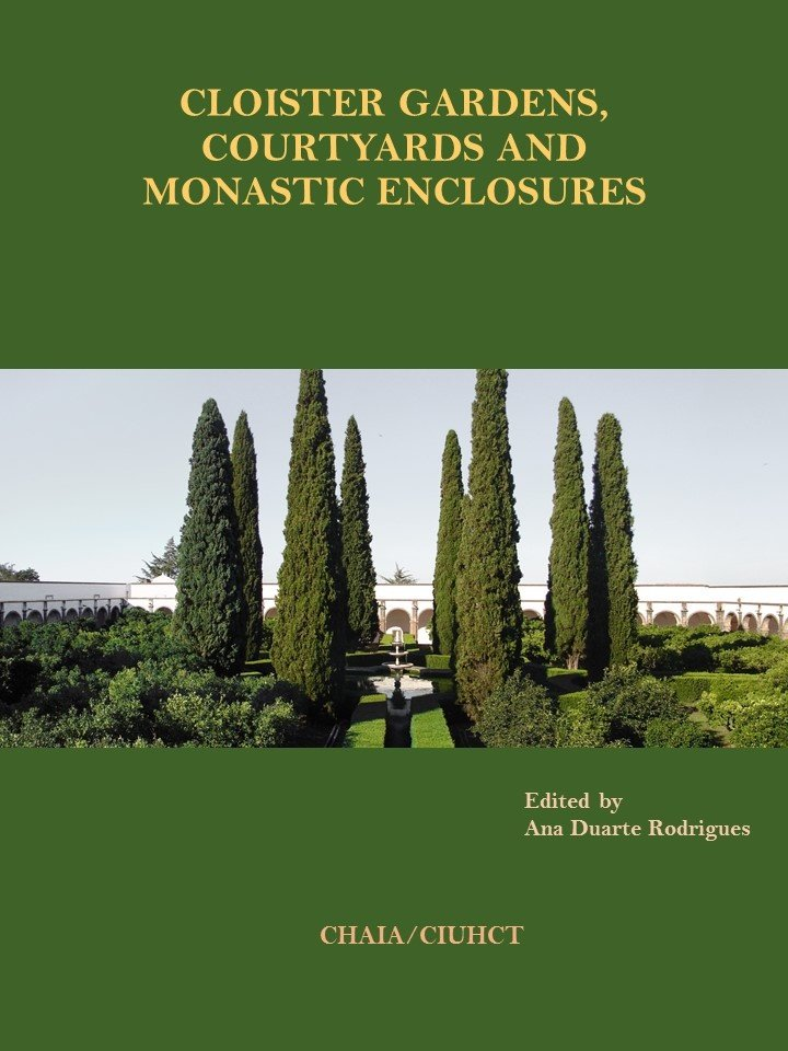 Cloister Gardens, Courtyards and Monastic Enclosures, Capa