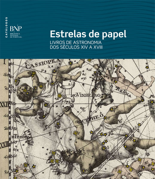 Estrelas de papel: livros de astronomia dos séculos XIV a XVIII, Capa