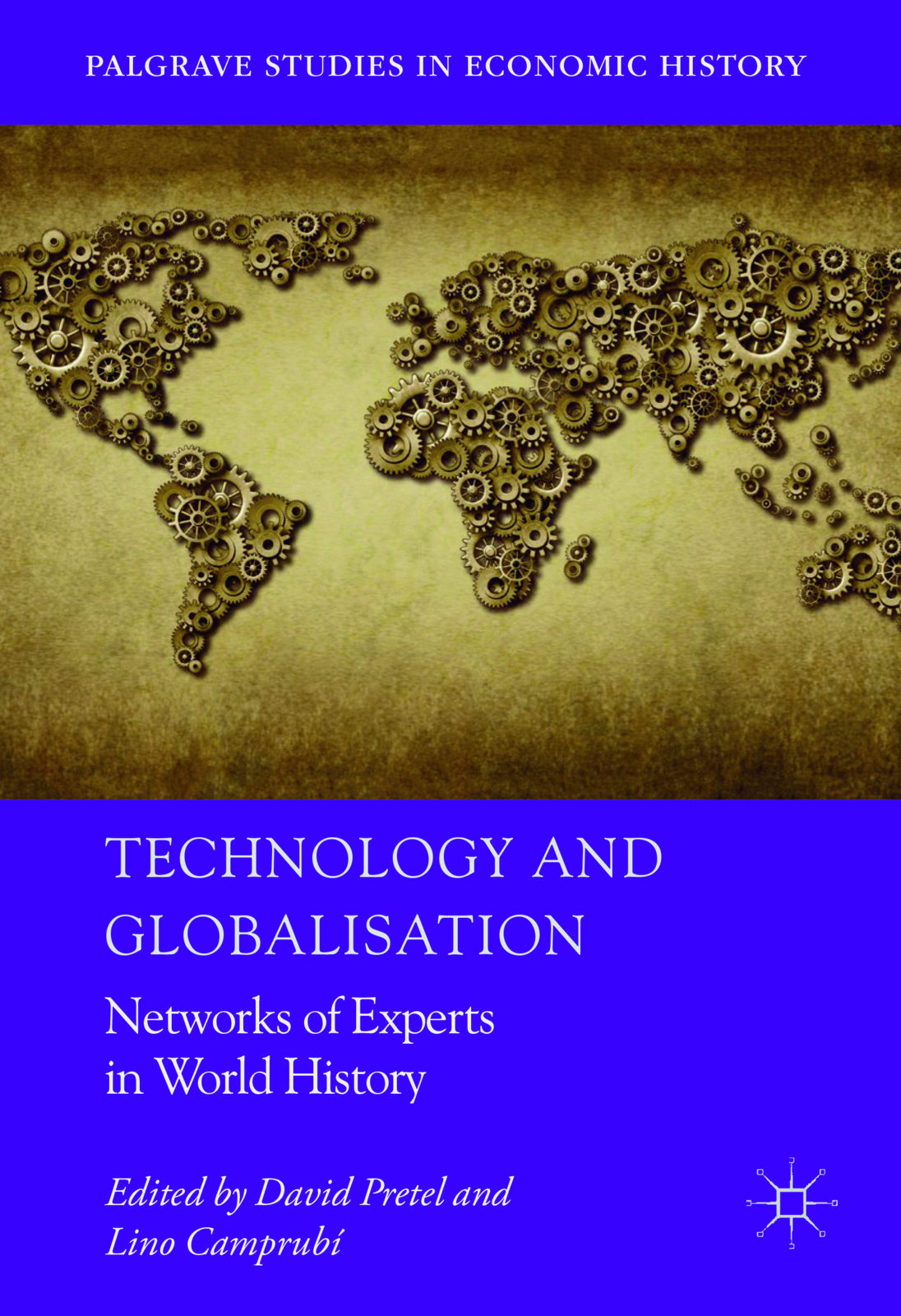 Technology and Globalisation — Networks of Experts in World History, Capa