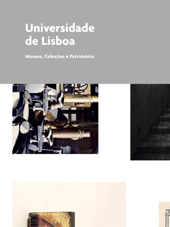 Universidade de Lisboa: Museus, Coleções e Património, Capa
