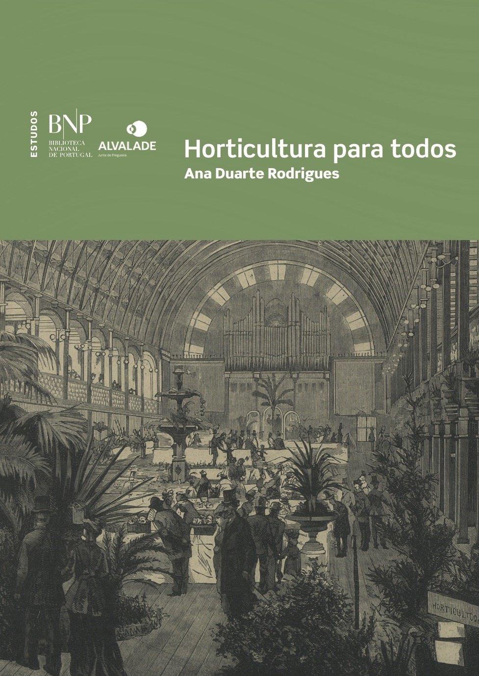 Horticultura para Todos, Capa