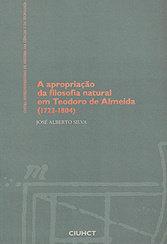 Filosofia Natural em Teodoro de Almeida, Capa