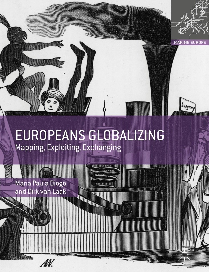 Europeans Globalizing — Mapping, Exploiting, Exchanging, Capa