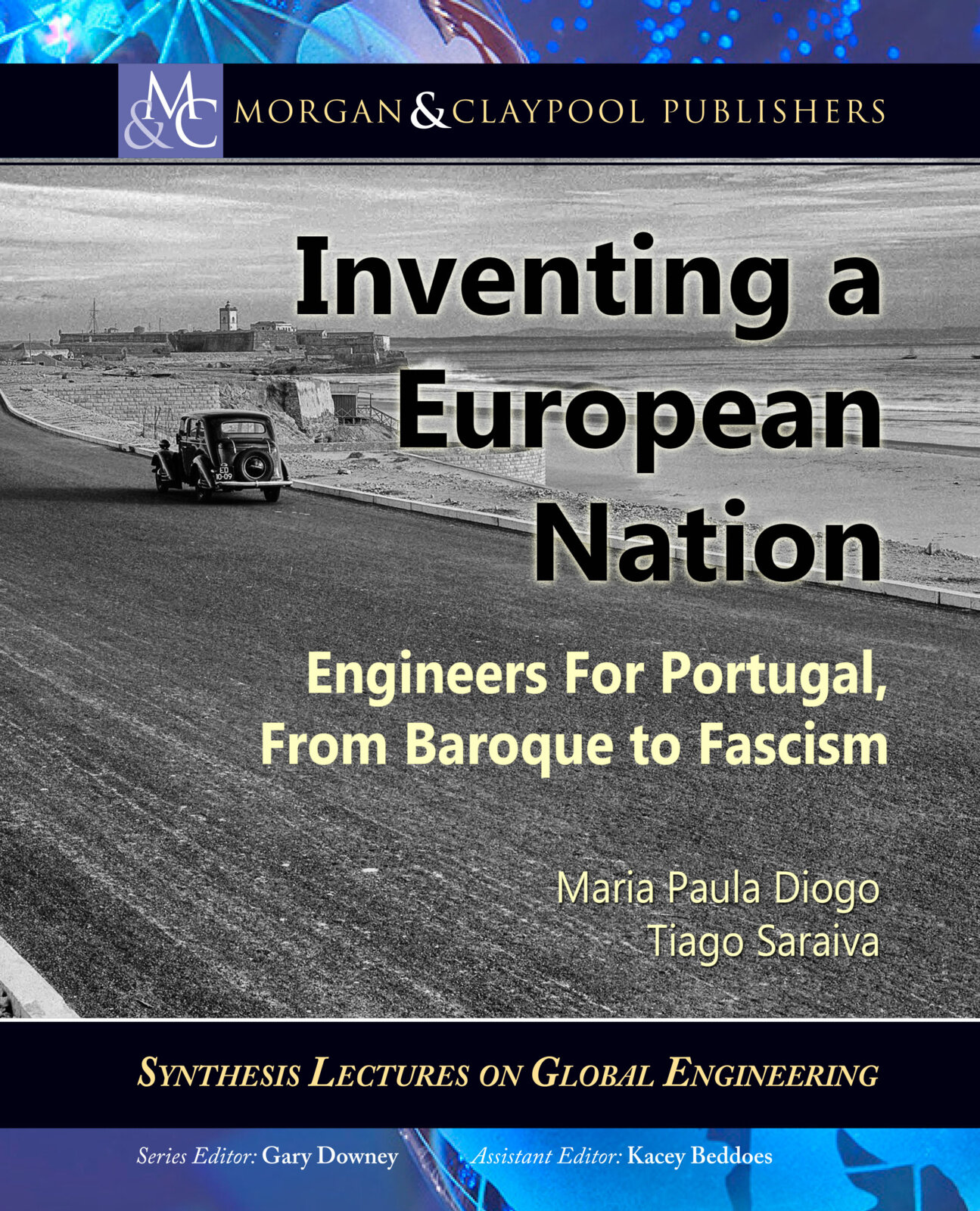 Inventing a European Nation: Engineers for Portugal, from Baroque to Fascism, Capa