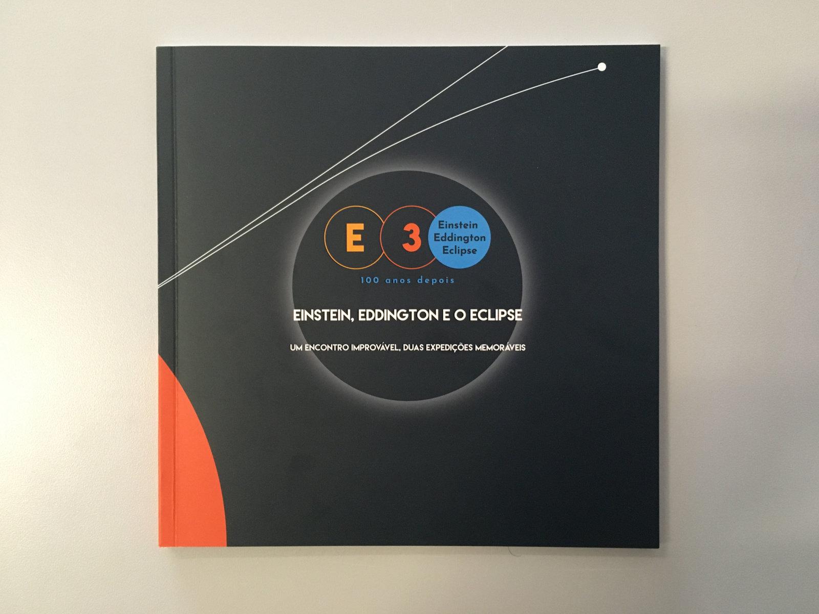 E3 — Um Encontro Improvável, Duas Expedições Memoráveis, Capa