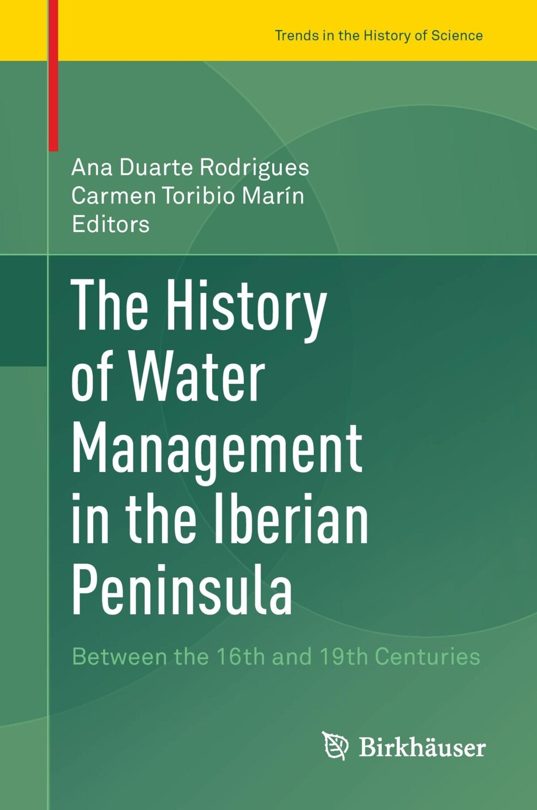 The History of Water Management in the Iberian Peninsula: Between the 16th and 19th centuries, Capa