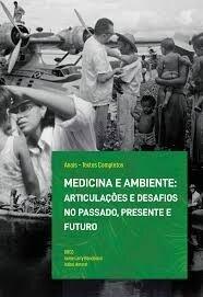 Medicina e Ambiente: Desafios no Passado, Presente e Futuro, Capa