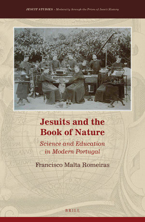 Jesuits and the Book of Nature: Science and Education in Modern Portugal, Capa